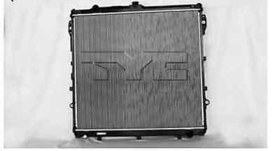 TYC 2994 Radiator Assy for Toyota Tundra 5.7L V8 AT 2007-2013 Models
