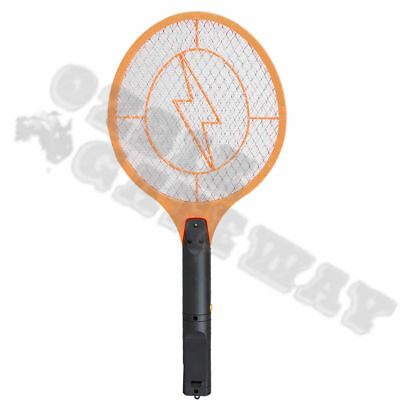Electronic Fly Swatter 丨Mosquito Bug Kill Zapper Racket Killer Mesh