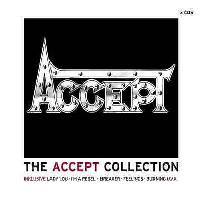 ACCEPT - The Accept Collection (3-CD-Box-Set) Neu & in Folie