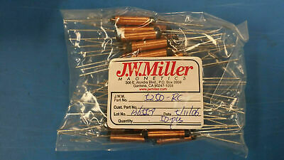(10 PCS) 5250-RC JW MILLER 1 ELEMENT 100uH FERRITE-CORE GENERAL PURPOSE INDUCTOR