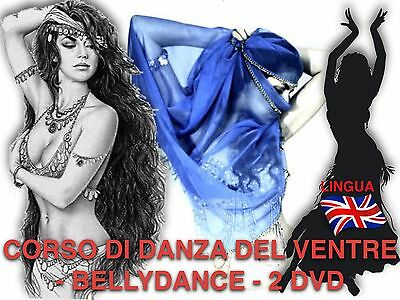 Belly Dance - Danza Del Ventre In (2 DVD) Belly Dance Course