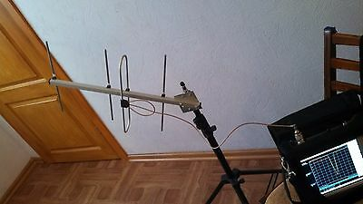 Yagi 435MHz Extra fine tuned  for LRS UHF
