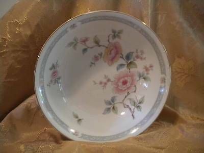Serving Vegetable Bowl PEONIES #3912 Fine China Made in Japan