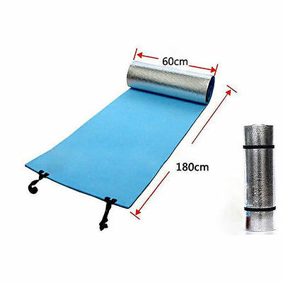 NEW!180*60cm*6mm Thick Mat Pad for Leisure Picnic Exercise, Fitness&Yoga Lot FSS
