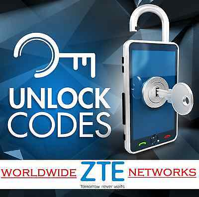 ZTE blade C2  UNLOCK CODE meo smart A12 V809 EXPRESS DELIVERY