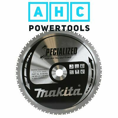 Makita SPECIALIZED Metal Cutting Saw Blade 305mm 60T 25.4mm