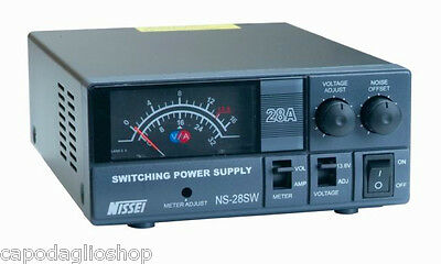 Nissei NS-28SW Alimentatore switching 28A max.