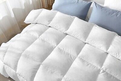 Luxury 13.5 Tog Duck Feather And Down Luxury Duvet Quilt High Quality