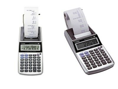 Canon Calculator P1DTSC 12 Digit Palm With Printer