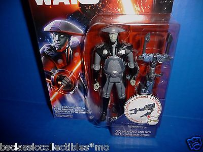 Star Wars The Force Awakens Rebels The Fifth Brother Inquisitor Figure New!