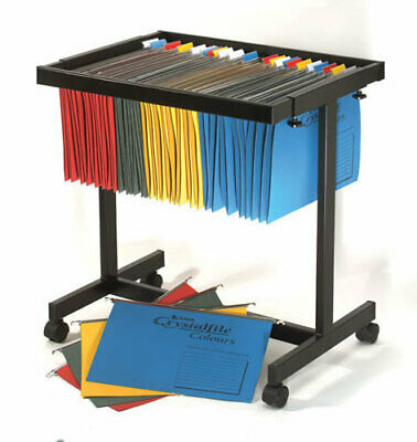 Crystalfile Trolley For Suspension & Computer Files