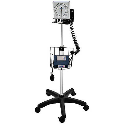 MDF830 Mobile Aneroid Sphygmomanometer Blood Pressure Monitor- Abyss (Navy Blue)