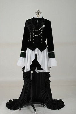 Black Butler Master Charles the 21st Session Uniform Halloween Cosplay Costume