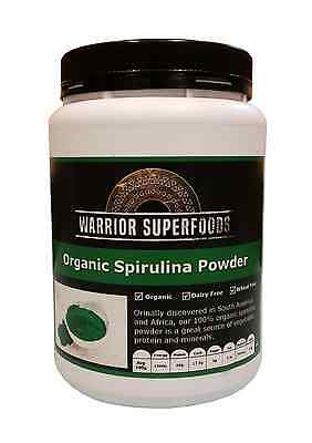 Organic Spirulina Powder 1kg BULK - Best Deal