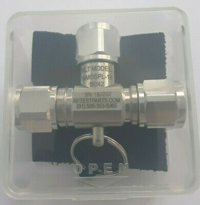 NEW  N Male Open Short 42dB Load;  OSL Cal Calibration Kit Cross to OSLN50