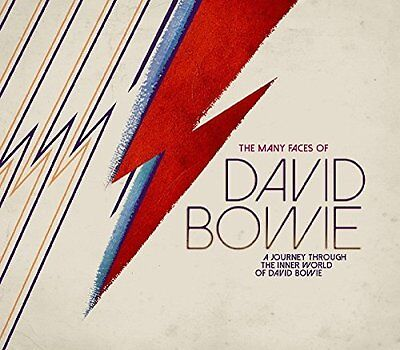 The Many Faces Of David Bowie by Various Artists New Music CD