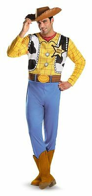 Adults Mens Disney Toy Story Woody Adult Classic Fancy Dress Costume - 50/52