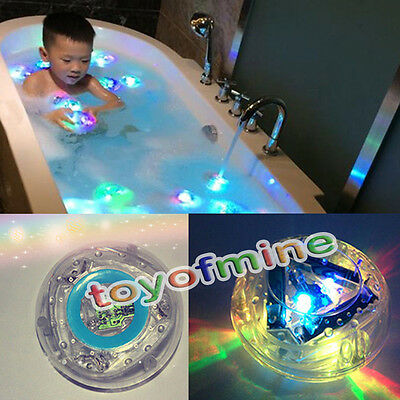 Party in the Tub Toy Bath Water LED Light Kids Waterproof  children funny time