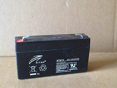 ES1.2-6 MK replacement sealed lead battery