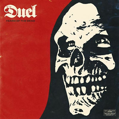 Lp Duel - Fears Of The Dead Limited Edition Vinyl Red - Psych Doom Vinile