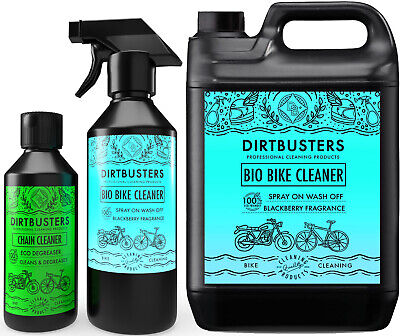 Blackberry Bike cleaning kit Cleaner Cycle Motorcycle motorbike & chain cleaner