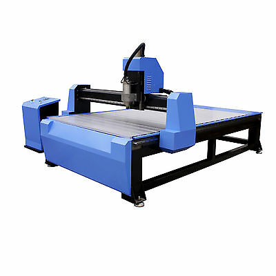 HOT SALE! 3KW Water Cooling Wood CNC Router Engraving Drilling Machine 1300*2500
