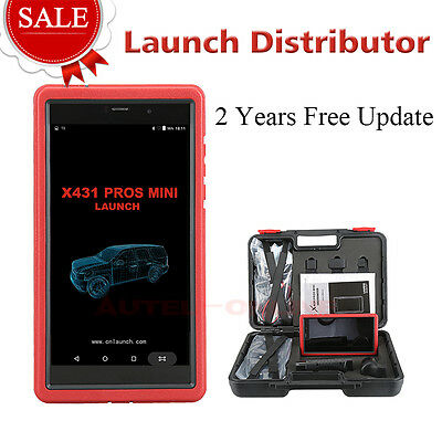 LAUNCH X431 V Pro Scanpad Auto Diagnostic Scanner Tool Tablet Full System Update