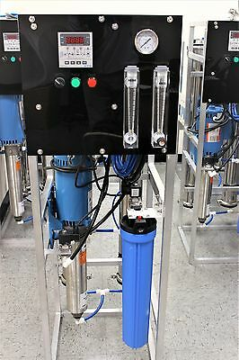Reverse Osmosis Water System 4000 GPD Commercial, Industrial