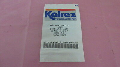 Kalrez AS-568A, K-013, Compound 4079, 7/16x9/16x1/16 in, Seal, O-Ring. 328902