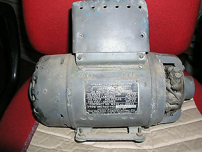 AVIATION HOLTZER CABOT mg-153 INVERTER DYNAMOTORS Aircraft Generator Helicopter