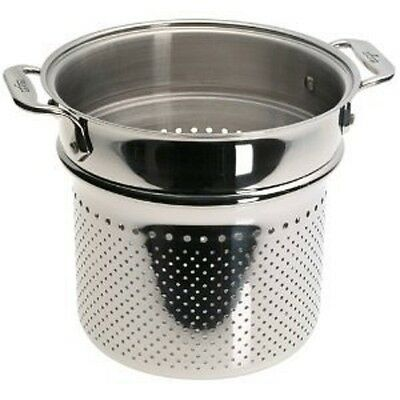 All-Clad 3707-I D Stainless Steel Pasta Colander Insert