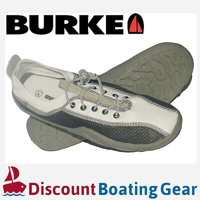 BURKE D-Mesh Aquatic Trainer - Yacht, Reef, Fish, Boat, Deck shoes - Self Drain