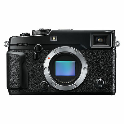 "Fujifilm X-Pro2 Mirrorless Digital Compact System Camera Body Only + 3"" Display"