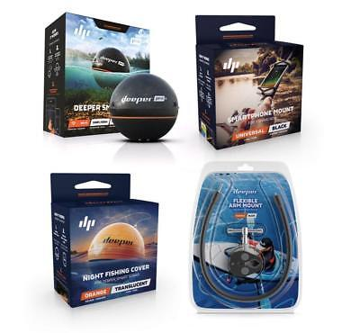 DEEPER PRO PLUS - GPS + WiFi - Smart Sonar - Portable Wireless Fishfinder