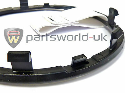 Genuine Fiat 500 500C Gear Lever Gaiter Boot Retaining Ring & Lugs 71775051