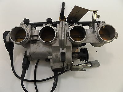 2014 Bmw S1000 Rr S1000Rr Hp4 Dellorto Throttle Body Bodies Assembly & Intake Se