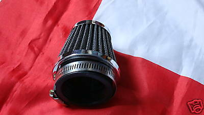 Universal 42Mm Power Filter - Fits Amal 376/600 Carb