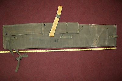 US Military Issue 82 nd Airborne Paratroopers Rifle Weapons Jump Case
