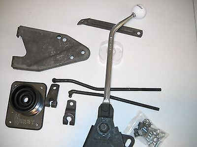 NOS HURST MYSTERY SHIFTER 293-3093 1955 -1964 Chevrolet Full Size with 3 Spd MT