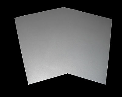 8.5 x 11 - 80# (32#) Shimmering Silver Metallic Premium Copy Paper 500 Count