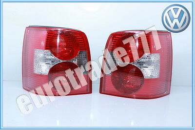VW Passat B5 01-05 WAGON Tail  lights Rear stop signals PAIR Left Right NEW