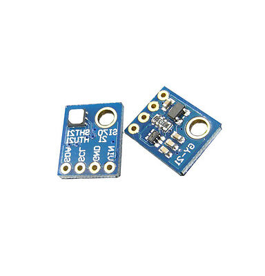 2PCS Si7021 Industrial High Precision Humidity Sensor I2C Interface for Arduino