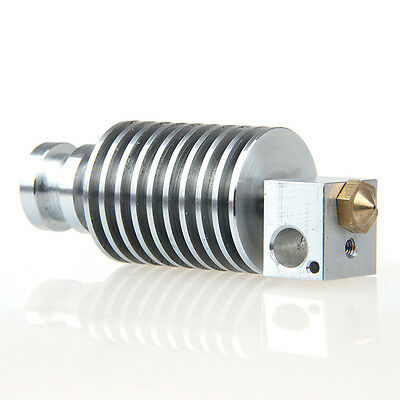 Big Sale! All Metal J head hotend for ABS PLA Reprap Prusa 3D extruder