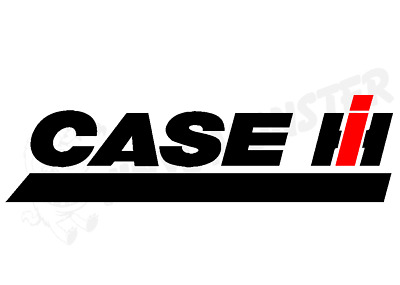 CASE IH Sticker, Plant Tractor Combine Baler Farming Silage Pigs Cows Sheep