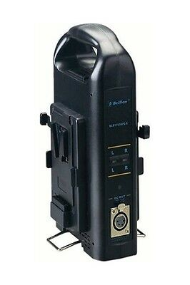 Dynacore V-Mount Li-Ion Battery Charger / Dual Charger for Sony V Lock Batteries