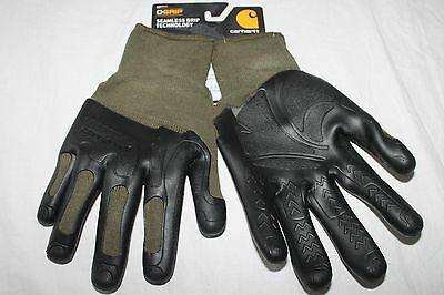 Carhartt C-Grip Knuckler Gloves A591 Mens and Womens New NWT