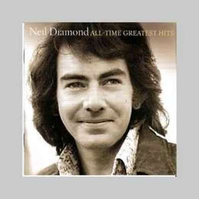 Diamond Neil All Time Greatest Hits Cd New