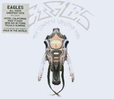 Eagles The Complete Greatest Hits Cd New