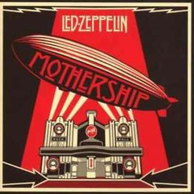 Led Zeppelin Mothership Remastered Cd X 2 New
