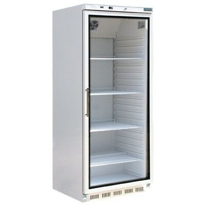 Polar White Commercial Upright Refrigeration Display  600 Ltr, CD088